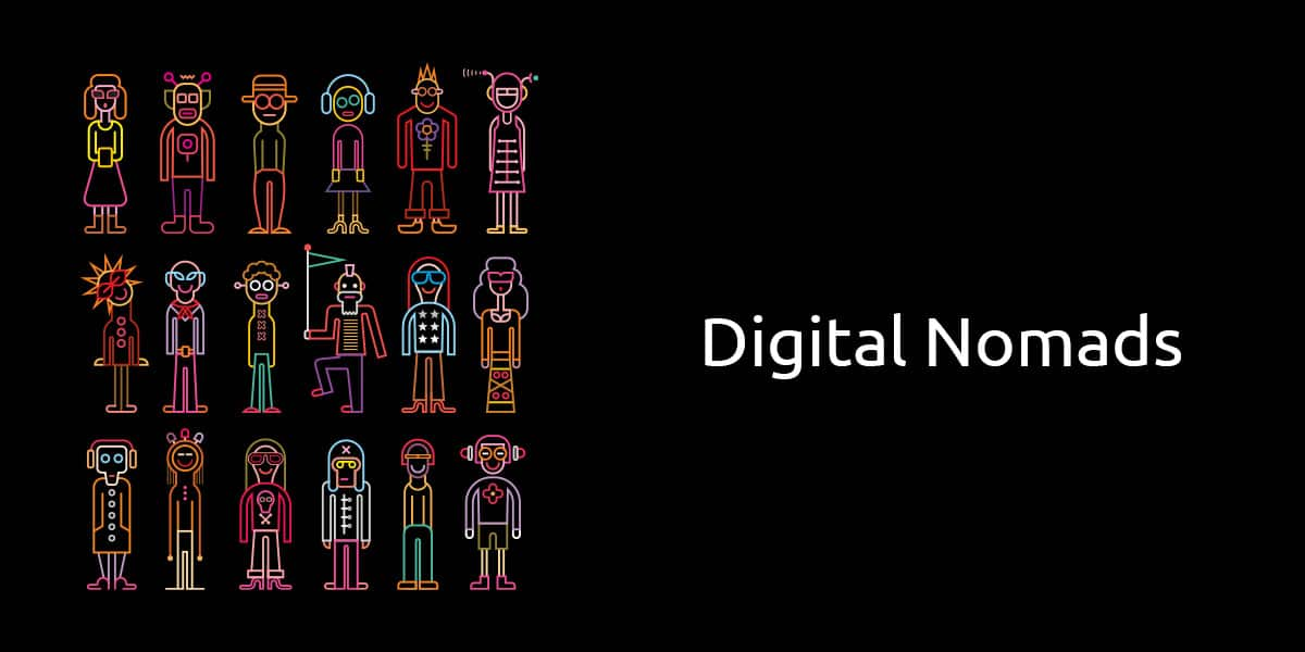 Digital Nomads Observatory and Individuals