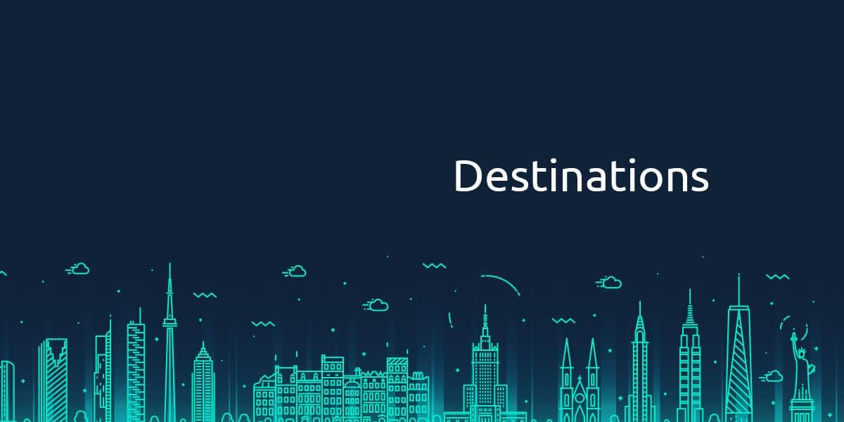 Digital Nomads Observatory and Destinations