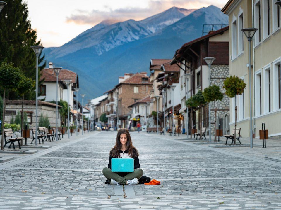 digital nomads worldwide